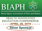 BIAPH - Brain Injury Association of Peel and Halton logo