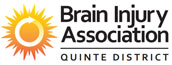 Brain Injury Association District logo
